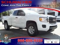 Options:  2015 Gmc Canyon Sl| |Dual-Stage Frontal
