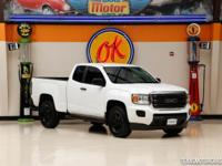 This Carfax 1-Owner 2015 GMC Canyon 2WD is in great