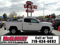 You gotta check out this newer Canyon truck! Full on