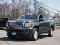You'll love the look and feel of this 2015 GMC Canyon