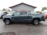 Conquer your next adventure in our 2015 GMC Canyon SLE