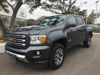 This 2015 GMC Canyon 4WD SLE is offered to you for sale