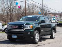 Make sure to get your hands on this 2015 GMC Canyon 4WD