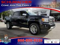 Options:  2015 Gmc Canyon Slt| |Dual-Stage Frontal
