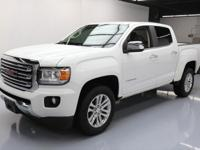 2015 GMC Canyon with 3.6L V6 Engine,Leather