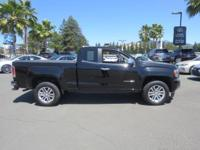 Extended Cab! Gasoline! How appealing is this terrific