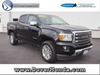 Carfax 1 Owner! Accident Free! 2015 GMC Canyon SLT, 4D