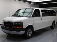 This awesome 2015 GMC Savana comes loaded with the