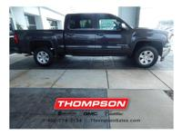 Thompson Buick GMC Cadillac Courtesy Vehicles are new