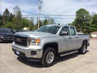 *GMC Certified*, *ONE OWNER*, *Clean Carfax Vehicle
