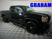 BLACKOUT PACKAGE!!! New Price! Clean CARFAX. Black 4WD