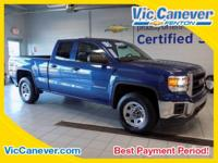 New Price! Certified. CARFAX One-Owner. 4-WHEEL