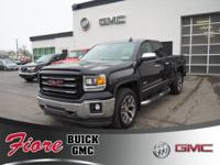 Excellent Condition, CARFAX 1-Owner, GMC Certified,