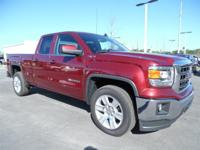 2015 GMC Sierra 1500 SLE Are you thirsting for a