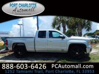 CARFAX One-Owner. Quicksilver Metallic 2015 GMC Sierra