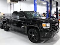 2015 GMC Sierra 1500 Black Oil change and New Oil