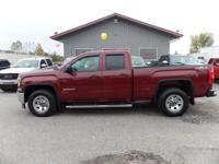Options:  2015 Gmc Sierra 1500 A Cut Above The Rest Our