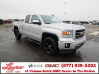 1-Owner New Vehicle Trade! 5.3 V8 Extended Cab 4x4.