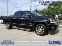 FLORIDA OWNED 2015 GMC SIERRA 1500 DENALI 2WD CREW