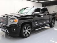 2015 GMC Sierra 1500 with Leather Seats,Power Front