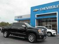 Check out this 2015 GMC Sierra 1500 Denali. Its