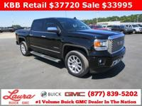 1-Owner New Vehicle Trade! Denali 5.3 V8 Crew Cab 4x4.