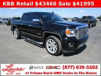 1-Owner New Vehicle Trade! Denali 6.2 V8 Crew Cab 4x4.