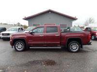 Options:  2015 Gmc Sierra 1500 Navigation! Moonroof!