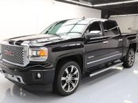 This awesome 2015 GMC Sierra 1500 4x4 comes loaded with