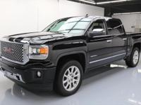 2015 GMC Sierra 1500 with 5.3L V8 DI Engine,Leather