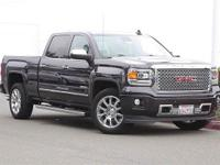 Only 11,260 Miles!!! 2016 GMC Sierra Denali Crew Cab!!!