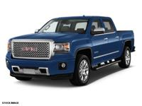 Carfax 1-Owner, 2015 GMC Sierra 1500, **ACCIDENT FREE