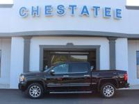 Solid and stately, this 2015 GMC Sierra 1500 banished