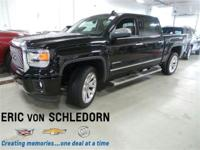 DENALI CREW CAB 4X4 WITH 6.2 LITER V8 ENGINE AND WITH 8