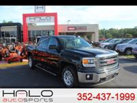 2015 GMC SIERRA Z71 CREW CAB PICK UP WITH POWER PACKAGE