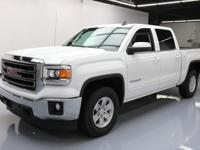 This awesome 2015 GMC Sierra 1500 comes loaded with the