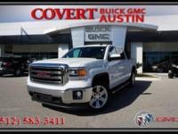 2015 GMC Sierra 1500 SLE Crew Cab Truck with excellent