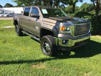 Options:  2015 Gmc Sierra 1500 Sle|Crew Cab 4X4|This