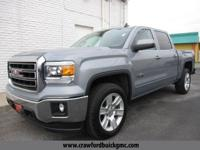 Check out this 2015 GMC Sierra 1500 SLE. Its Automatic