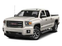 2015 Iridium Metallic GMC Sierra 1500 SLE 6-Speed