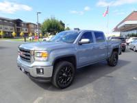 This 2015 GMC Sierra 1500 SLE includes a CD changer, CD