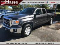 This outstanding example of a 2015 GMC Sierra 1500 SLE