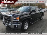 This 2015 GMC Sierra 1500 SLE is proudly offered by