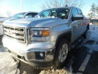 2015 GMC Sierra 1500 SLE4.2' Diagonal Color Display