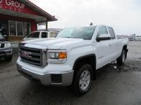 Options:  2015 Gmc Sierra 1500 Z71 Package! A Stand-Out