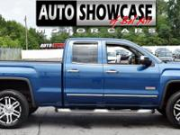 This 2015 GMC Sierra 1500 4dr 4WD Double Cab 143.5 SLE