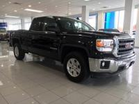 One Owner Certified Pre-Owned. This GMC Sierra Has