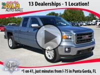 GMC Certified, 6-Speed Automatic Electronic with