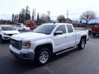 8 Cylinder  Options:  Automatic|This 2015 Gmc Sierra