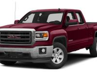 Options:  2015 Gmc Sierra 1500 Sle|Miles: 26414Color: